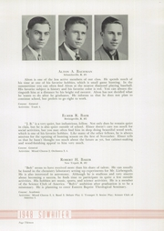 Page 17, 1948 Edition, South Whitehall High School - Sowhiter Yearbook (Allentown, PA) online yearbook collection