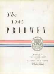 Page 7, 1942 Edition, Harrisburg Catholic High School - Pridwen Yearbook (Harrisburg, PA) online yearbook collection