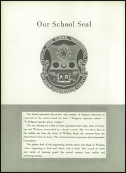 Page 10, 1954 Edition, Harrisburg Catholic High School - Pridwen Yearbook (Harrisburg, PA) online yearbook collection