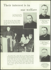 Page 14, 1954 Edition, Harrisburg Catholic High School - Pridwen Yearbook (Harrisburg, PA) online yearbook collection
