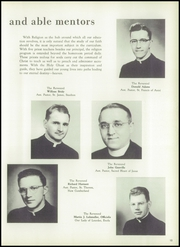 Page 17, 1954 Edition, Harrisburg Catholic High School - Pridwen Yearbook (Harrisburg, PA) online yearbook collection