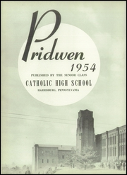 Page 6, 1954 Edition, Harrisburg Catholic High School - Pridwen Yearbook (Harrisburg, PA) online yearbook collection