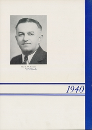 Page 7, 1940 Edition, Lemoyne High School - Pioneer Yearbook (Lemoyne, PA) online yearbook collection