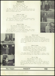 Page 15, 1942 Edition, Lemoyne High School - Pioneer Yearbook (Lemoyne, PA) online yearbook collection