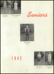 Page 17, 1942 Edition, Lemoyne High School - Pioneer Yearbook (Lemoyne, PA) online yearbook collection