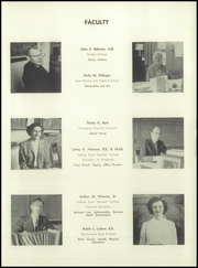 Page 15, 1946 Edition, Lemoyne High School - Pioneer Yearbook (Lemoyne, PA) online yearbook collection