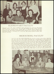 Page 12, 1956 Edition, Falls Overfield High School - El Camino Yearbook (Mill City, PA) online yearbook collection