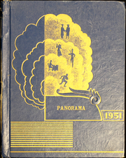 1951 Edition, Dillsburg High School - Panorama Yearbook (Dillsburg, PA)