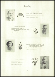 Page 11, 1949 Edition, Lititz High School - Reflector Yearbook (Lititz, PA) online yearbook collection