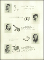 Page 12, 1949 Edition, Lititz High School - Reflector Yearbook (Lititz, PA) online yearbook collection