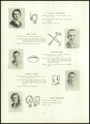 Page 14, 1949 Edition, Lititz High School - Reflector Yearbook (Lititz, PA) online yearbook collection
