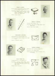 Page 15, 1949 Edition, Lititz High School - Reflector Yearbook (Lititz, PA) online yearbook collection