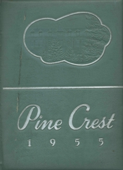 1955 Edition, Morrison Cove High School - Pine Crest Yearbook (Martinsburg, PA)