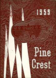 1959 Edition, Morrison Cove High School - Pine Crest Yearbook (Martinsburg, PA)