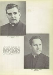 Page 15, 1953 Edition, St Joseph High School - Spires Yearbook (Oil City, PA) online yearbook collection