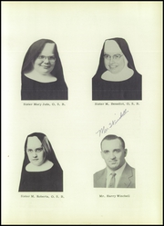 Page 17, 1954 Edition, St Joseph High School - Spires Yearbook (Oil City, PA) online yearbook collection
