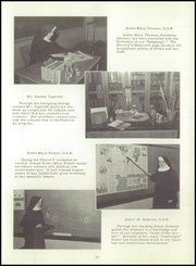 Page 15, 1958 Edition, St Joseph High School - Spires Yearbook (Oil City, PA) online yearbook collection