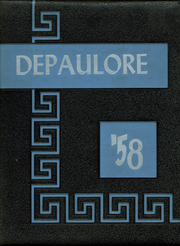 1958 Edition, St Vincents High School - Depaulore Yearbook (Plymouth, PA)