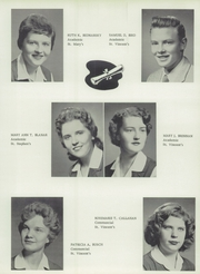 Page 17, 1959 Edition, St Vincents High School - Depaulore Yearbook (Plymouth, PA) online yearbook collection
