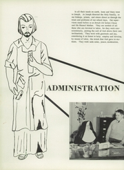 Page 8, 1959 Edition, St Vincents High School - Depaulore Yearbook (Plymouth, PA) online yearbook collection