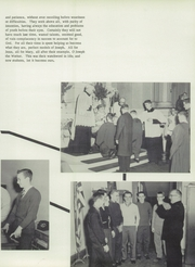 Page 9, 1959 Edition, St Vincents High School - Depaulore Yearbook (Plymouth, PA) online yearbook collection