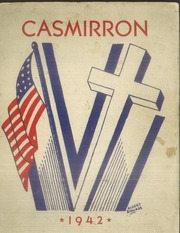 Page 1, 1942 Edition, St Casimir High School - Casmirron Yearbook (Pittsburgh, PA) online yearbook collection