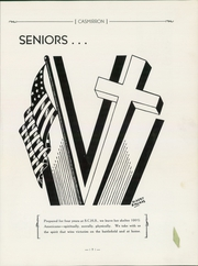 Page 13, 1942 Edition, St Casimir High School - Casmirron Yearbook (Pittsburgh, PA) online yearbook collection