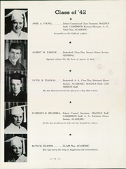Page 17, 1942 Edition, St Casimir High School - Casmirron Yearbook (Pittsburgh, PA) online yearbook collection
