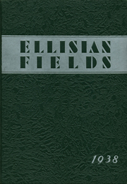 Page 1, 1938 Edition, Ellis School - Ellisian Fields Yearbook (Pittsburgh, PA) online yearbook collection