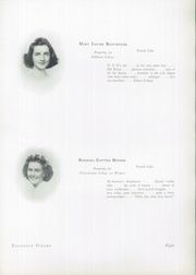 Page 10, 1940 Edition, Ellis School - Ellisian Fields Yearbook (Pittsburgh, PA) online yearbook collection