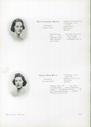 Page 12, 1940 Edition, Ellis School - Ellisian Fields Yearbook (Pittsburgh, PA) online yearbook collection