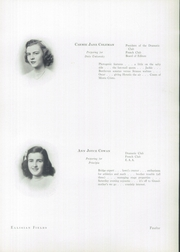 Page 14, 1940 Edition, Ellis School - Ellisian Fields Yearbook (Pittsburgh, PA) online yearbook collection