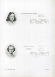 Page 16, 1940 Edition, Ellis School - Ellisian Fields Yearbook (Pittsburgh, PA) online yearbook collection