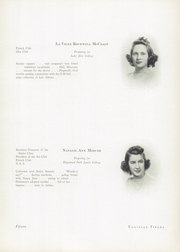 Page 17, 1940 Edition, Ellis School - Ellisian Fields Yearbook (Pittsburgh, PA) online yearbook collection