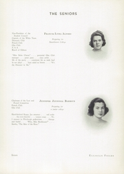 Page 9, 1940 Edition, Ellis School - Ellisian Fields Yearbook (Pittsburgh, PA) online yearbook collection