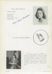 Page 13, 1941 Edition, Ellis School - Ellisian Fields Yearbook (Pittsburgh, PA) online yearbook collection