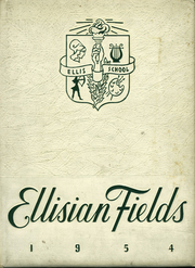 Page 1, 1954 Edition, Ellis School - Ellisian Fields Yearbook (Pittsburgh, PA) online yearbook collection