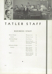 Page 13, 1936 Edition, Hummelstown High School - Tatler Yearbook (Hummelstown, PA) online yearbook collection