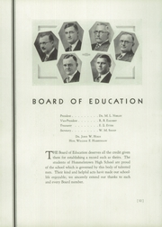 Page 16, 1936 Edition, Hummelstown High School - Tatler Yearbook (Hummelstown, PA) online yearbook collection
