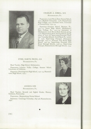 Page 17, 1936 Edition, Hummelstown High School - Tatler Yearbook (Hummelstown, PA) online yearbook collection