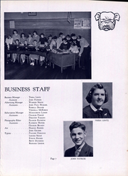 Page 11, 1940 Edition, Hummelstown High School - Tatler Yearbook (Hummelstown, PA) online yearbook collection