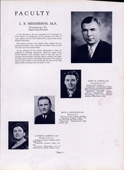 Page 15, 1940 Edition, Hummelstown High School - Tatler Yearbook (Hummelstown, PA) online yearbook collection