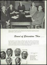 Page 10, 1960 Edition, Hummelstown High School - Tatler Yearbook (Hummelstown, PA) online yearbook collection