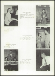 Page 15, 1960 Edition, Hummelstown High School - Tatler Yearbook (Hummelstown, PA) online yearbook collection