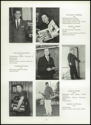 Page 16, 1960 Edition, Hummelstown High School - Tatler Yearbook (Hummelstown, PA) online yearbook collection