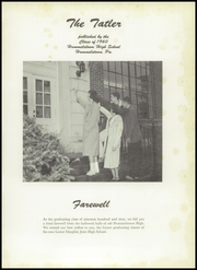 Page 5, 1960 Edition, Hummelstown High School - Tatler Yearbook (Hummelstown, PA) online yearbook collection