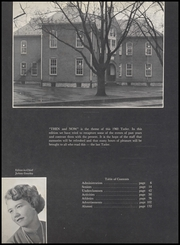 Page 6, 1960 Edition, Hummelstown High School - Tatler Yearbook (Hummelstown, PA) online yearbook collection