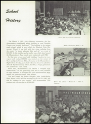 Page 9, 1960 Edition, Hummelstown High School - Tatler Yearbook (Hummelstown, PA) online yearbook collection