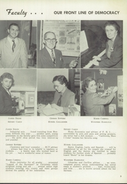 Page 13, 1951 Edition, Irwin High School - Carillon Yearbook (Irwin, PA) online yearbook collection