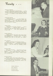 Page 15, 1951 Edition, Irwin High School - Carillon Yearbook (Irwin, PA) online yearbook collection